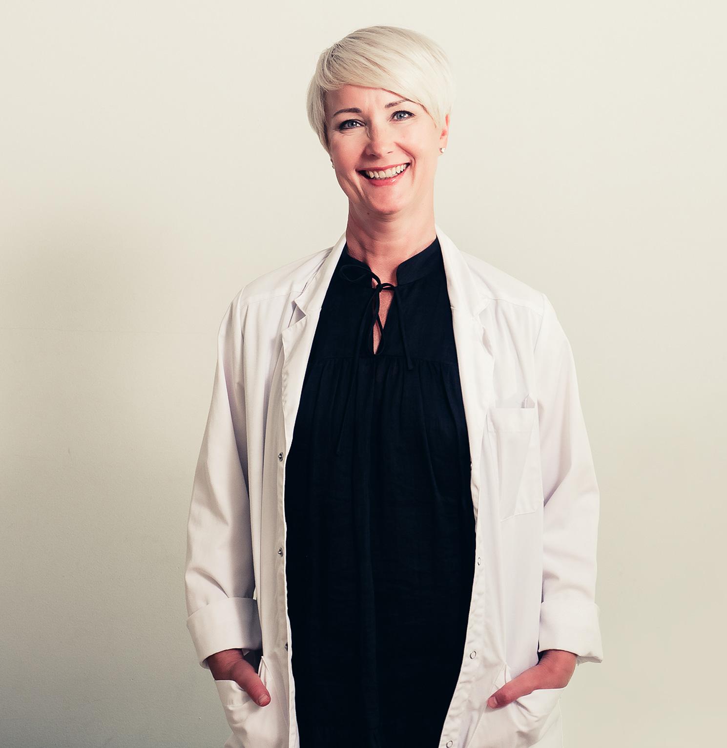 Gynekologi Nonna Heiskanen kehitti Nomai-kuukupin